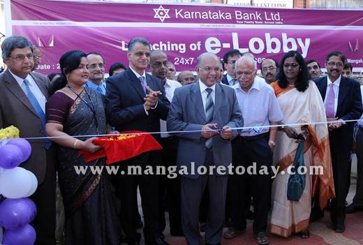 Karnataka Bank.