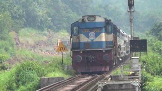 Konakn Railway