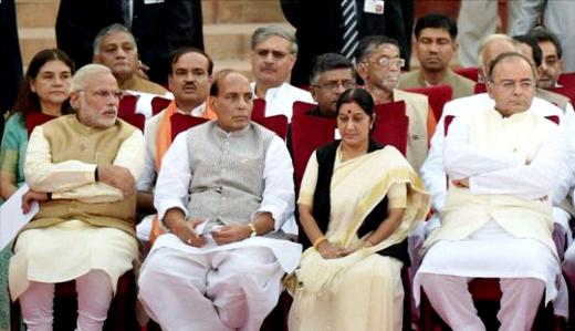 Narendra Modi government to present first Union Budget