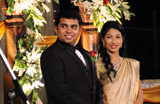 Oscar son -wedding
