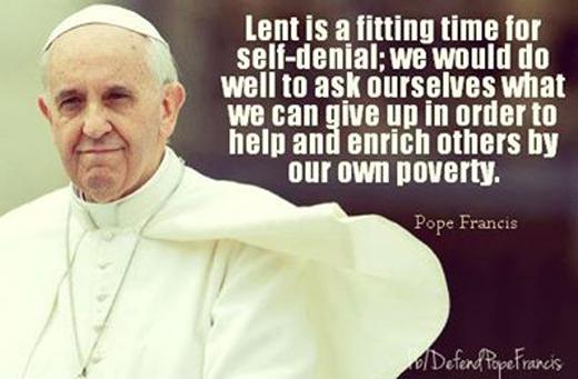 Popes-Lenten-m...