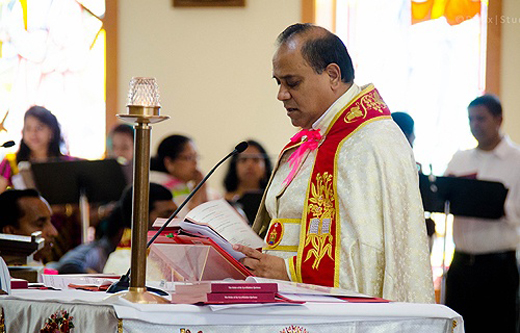 Pope Francis appoints Bishop for Syro-Malabar diocese based in US