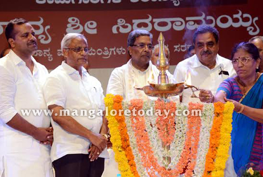 CM Siddarammaih Lay foundation 1