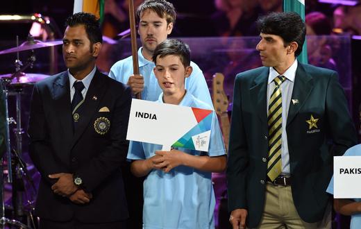 World Cup cricket inaugural