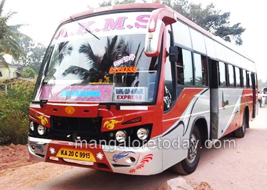 Speeding buses wreak havoc