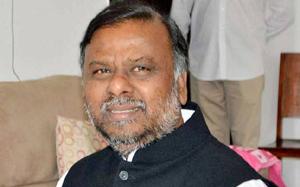 Social Welfare Minister H. Anjaneya