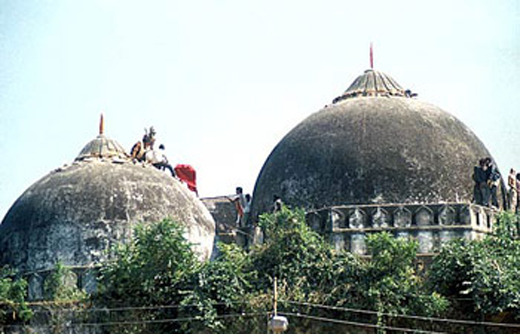 essay on babri masjid dispute