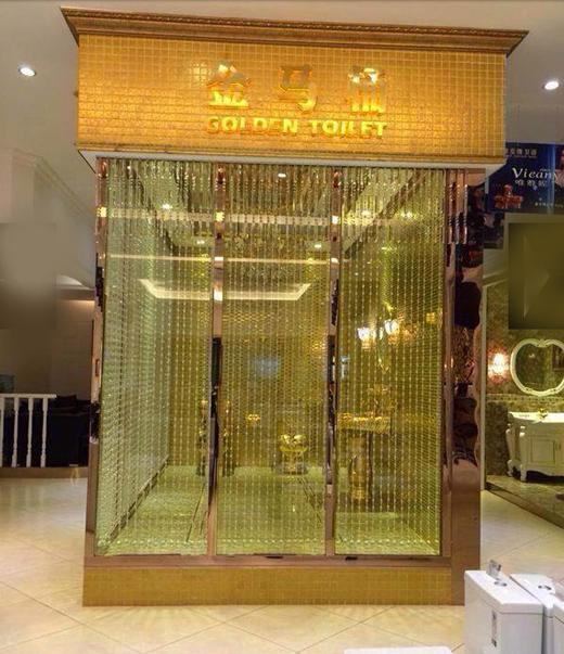 gold-n-toilet