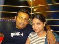 PRAMOD and LINDA FERNANDES,Dubai