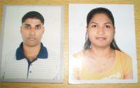 Mr.Naveen Walter Fernandes & Saritha Philomena D'Souza