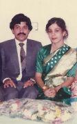 Walter and Philomena Lobo,Mangalore