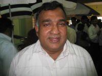 Valerian Fernandes,FKCA Chairman