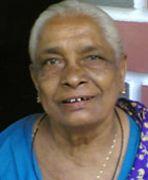 Mary D�Souza