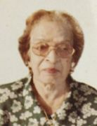 Rosy Pinto nee Rasquinha