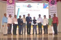 President and members of shirva rotary